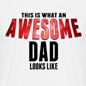 Awesome Dad Mens