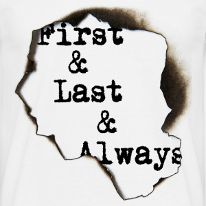 First & Last