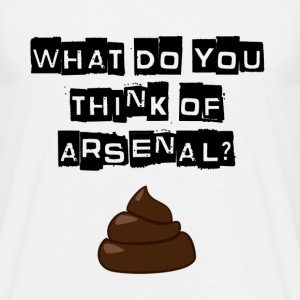 Tottenham - What do you think of Arsenal?