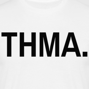 Thma. - T-skjorte for menn