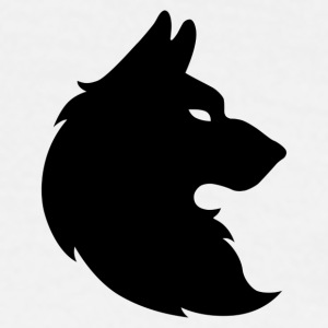 DemonWolf Logo - Herre-T-shirt