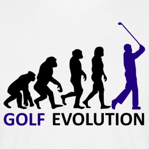 ++Golf Evolution++ - Männer T-Shirt