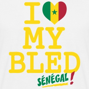 I love MY BLED Senegal_