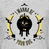 I WANNA BE YOUR DOG - Men's T-Shirt