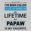 I've Been Called A Lot Of Names In My Lifetime B - Men's T-Shirt