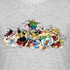 Asterix & Obelix Attacke Kinder T-Shirt - Männer T-Shirt