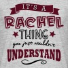its a rachel name forename thing - Men's T-Shirt