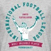 INTERNATIONAL FOOTBALL LEAGUE - Männer T-Shirt