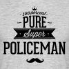 100% Super COP - Men's T-Shirt
