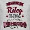 its a riley name surname thing - Men's T-Shirt