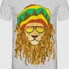 Lion Dreadlocks - T-shirt Homme