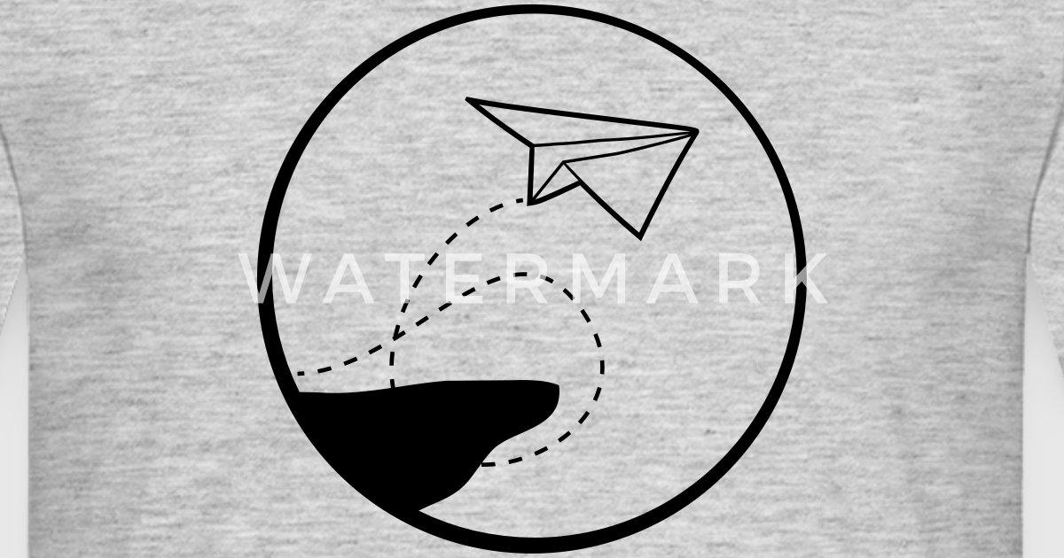 klippe nacht mond sonne gestrichelte linie papier von Style-o-Mat ...