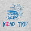 Van on the road - T-shirt Homme