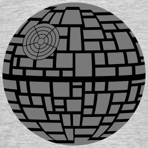 death star - Men's T-Shirt