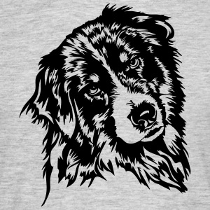 Australian Shepherd - Men's T-Shirt