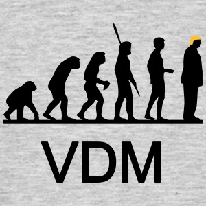 VDM Evolution Trump - T-shirt Homme