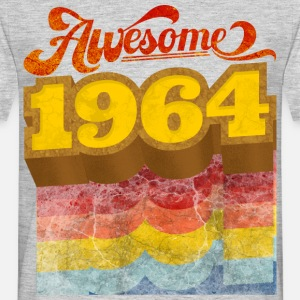 awesome 1964  birthday gift retro vintage style