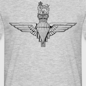 British Paras wings badge - Camiseta hombre