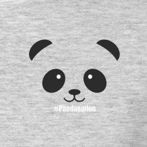 Panda nation - Herre-T-shirt