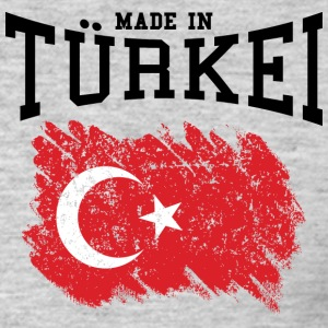 Made in Turkey - T-skjorte for menn