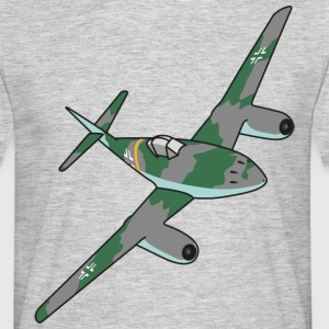 Me262 Fighter Jet - Herre-T-shirt