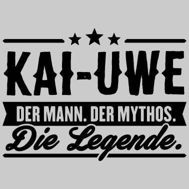Kai Grill Männer T Shirt Schwarz
