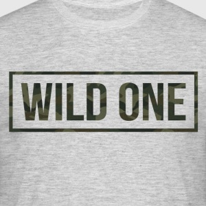 Wild One - T-skjorte for menn