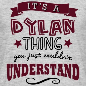 its a dylan name forename thing