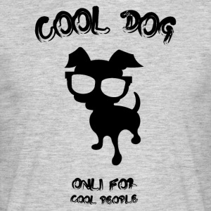 COOL_DOG - T-shirt Homme