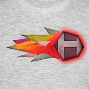 Abstract H POINT - Men's T-Shirt