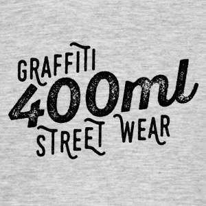 400ml Street Wear - T-shirt Homme