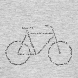 Langues Bike - T-shirt Homme