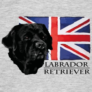 Labrador Retriever - Mannen T-shirt