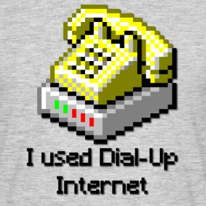 I Used Dial Up Internet