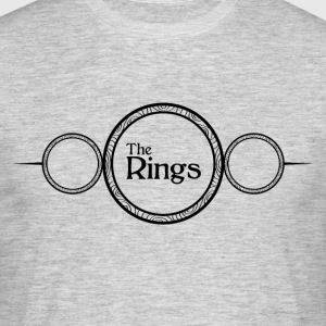 The Rings - Camiseta hombre