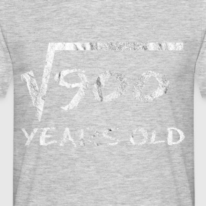 Root from 900 - 30 years old years old T-shirt - Men's T-Shirt