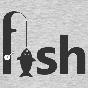 Fish T-shirt for anglers a must