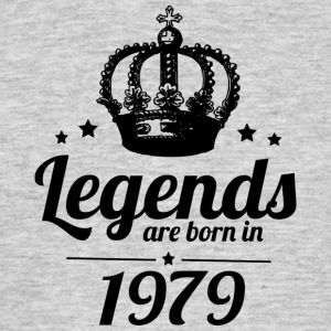 Legends 1979 - T-skjorte for menn