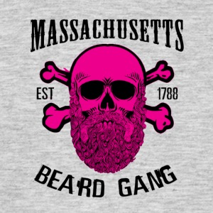 MASSACHUSETTS - T-shirt herr