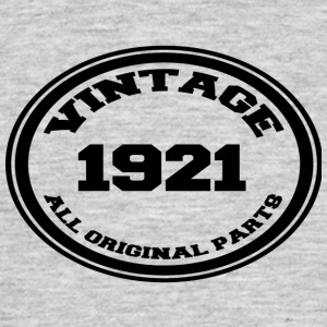 Year of birth 1921 - Men's T-Shirt