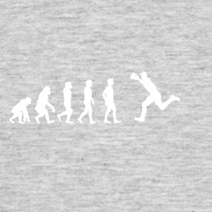 EVOLUTION baseball - Herre-T-shirt