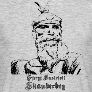 Skanderbeg - Men's T-Shirt