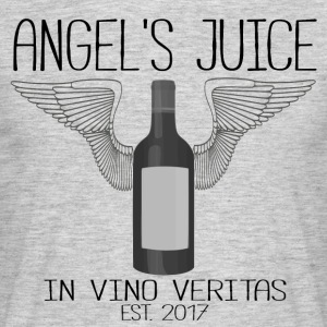 Angel de JUICE - dans vino veritas - T-shirt Homme