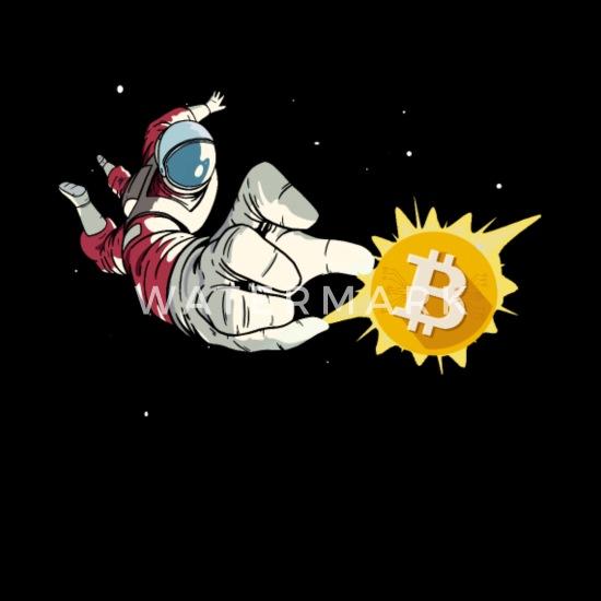 annata bitcoin maglietta per i commercianti criptovaluta)