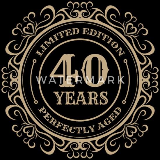 Gave 40 Årsdag