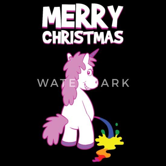 Pipi Chien Pipi Arbre de Noël Drôle Nouveauté Peu Rude Silly Noël Hommes T Shirt