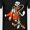 Elegant tango clothes for men - Men's T-Shirt