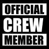 Official crew member - Men's T-Shirt