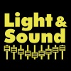 Light & Sound - Mannen T-shirt