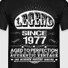 LEGEND SINCE 1977 - Men's T-Shirt